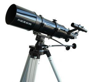 Saxon Pioneer 120/600 AZ3 Refractor Telescope