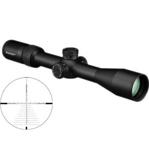 Vortex Diamondback Tactical FFP 4-16x44 with EBR-2C Reticle MRAD Rifle Scope