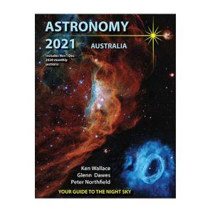 Australia Astronomy Night Sky Guide 2021