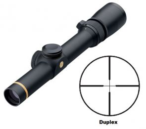 Leupold VX-3i 1.5-5x20 Duplex Matte Rifle Scope