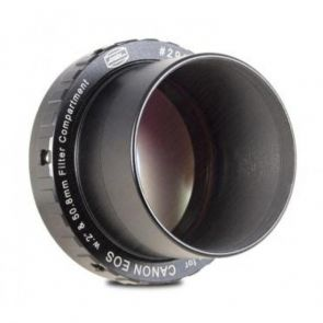 Baader Protective T-Ring for Canon EOS w/ Clear Filter