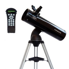 Saxon 130/650 AZGT Reflector Telescope with SynScan