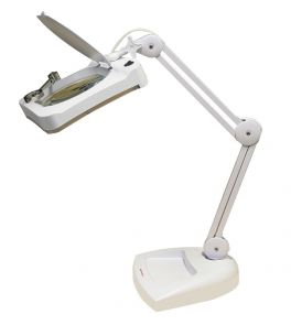 Saxon MX170 Flexible Stand Magnifier with LED