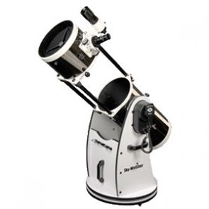 "SkyWatcher Black Diamond GOTO 10"" Collapsible Dobsonian Telescope with WIFI"