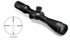 Vortex Viper HS-T 4-16x44 VMR-1 MOA Rifle Scope