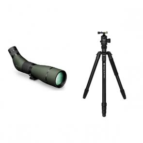 Vortex Viper HD 20-60x85 Angled Spotting Scope Bundle