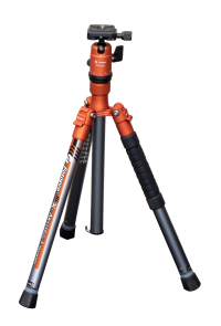 Fotopro X-Aircross Aluminium Tripod - Orange